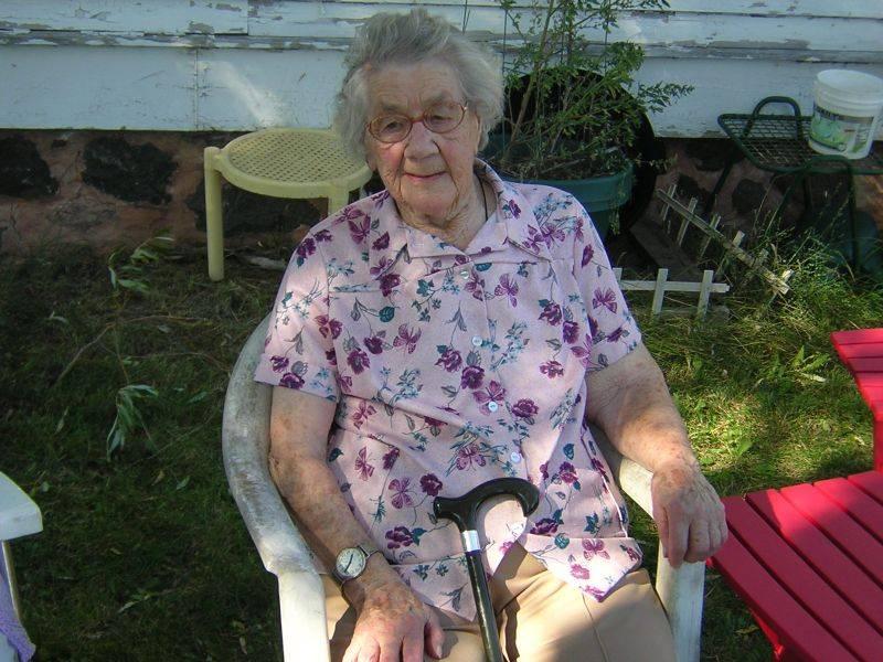 Irene Hokens turns 100!
