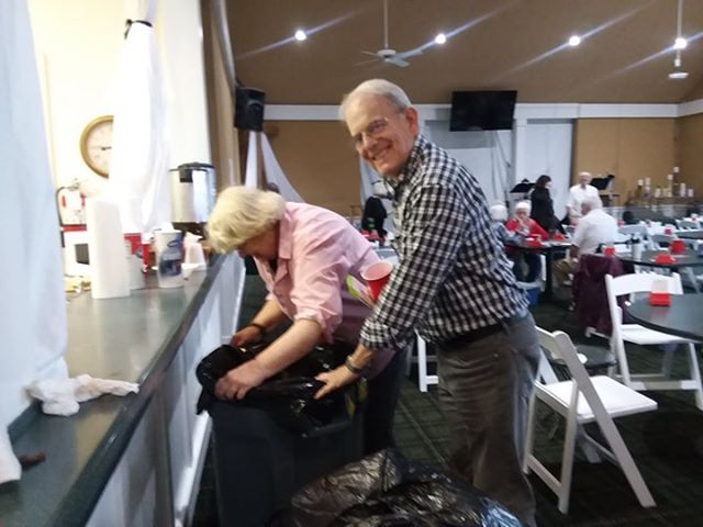 Awesome Helpers, Stuart Siegel and Vicki Schell