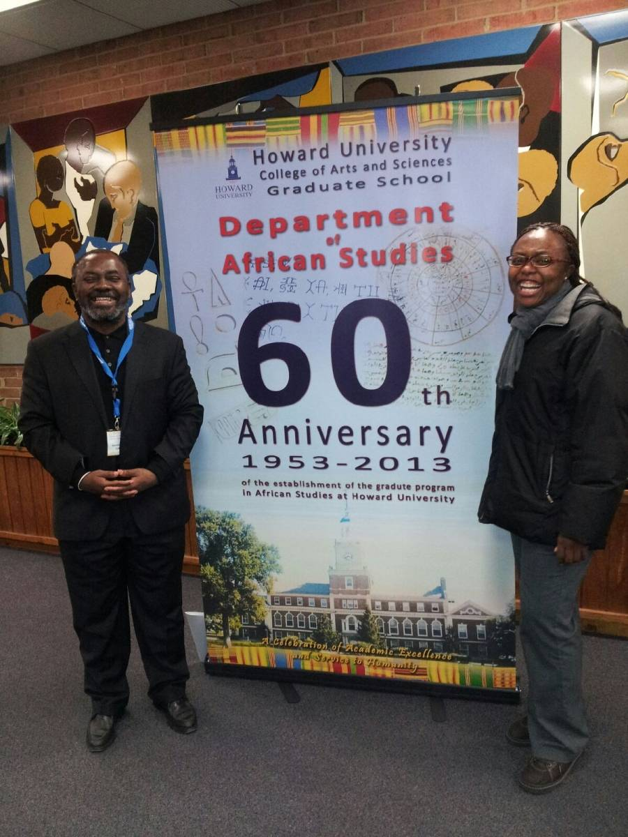 HU African Studies Department