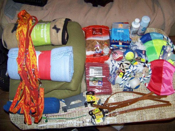 5 Jan 2010  -  Other great items donated by people in HOlalnd