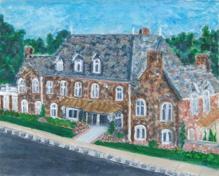 Johnson & Johnson Estate - Princeton, New Jersey
