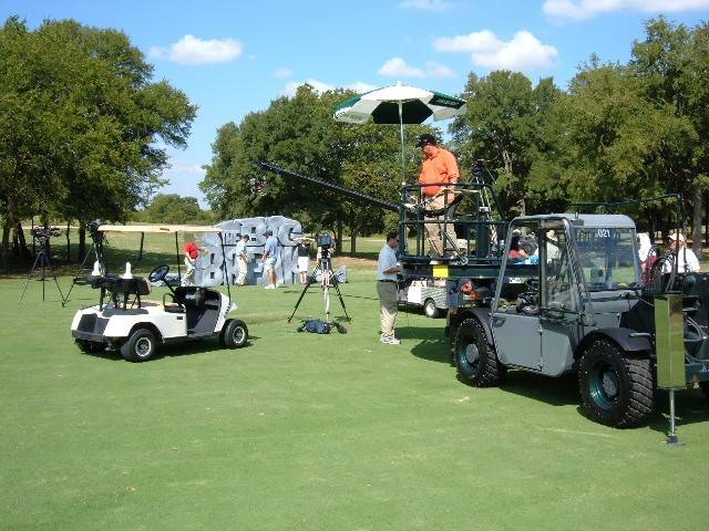 The Big Break set for The Golf Channel