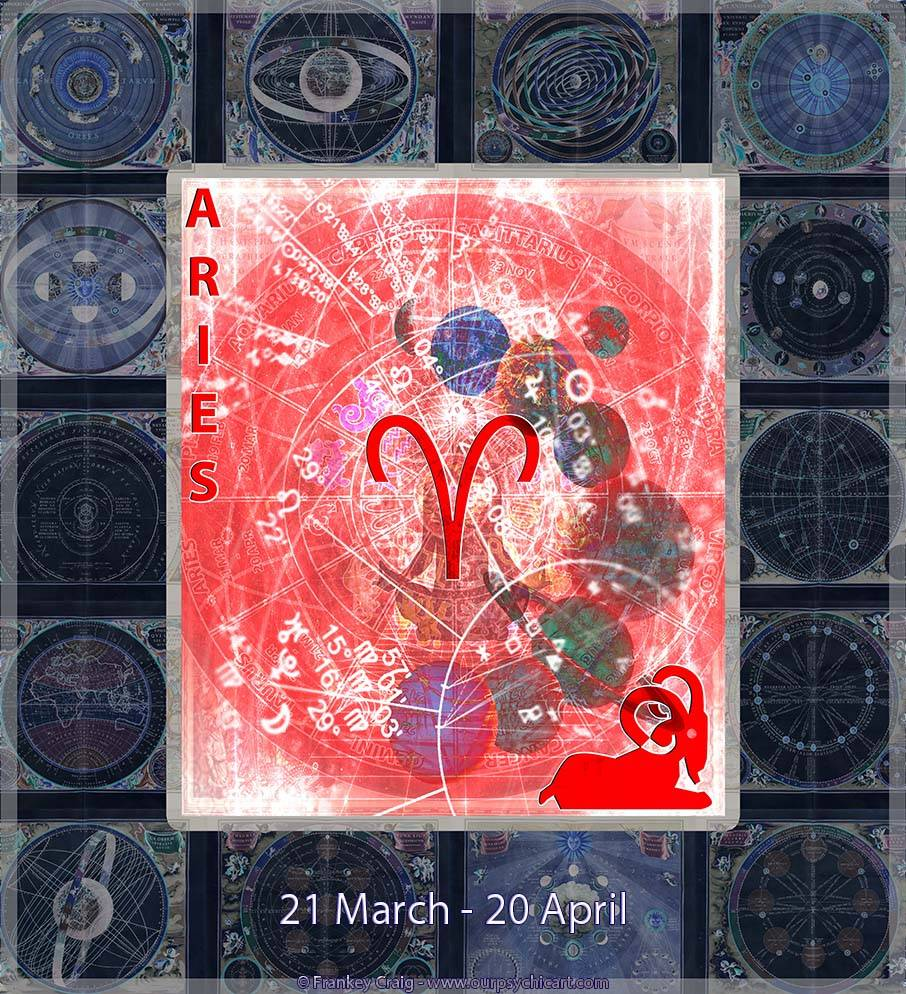 ARTFUL ASTROLOGY - ARIES