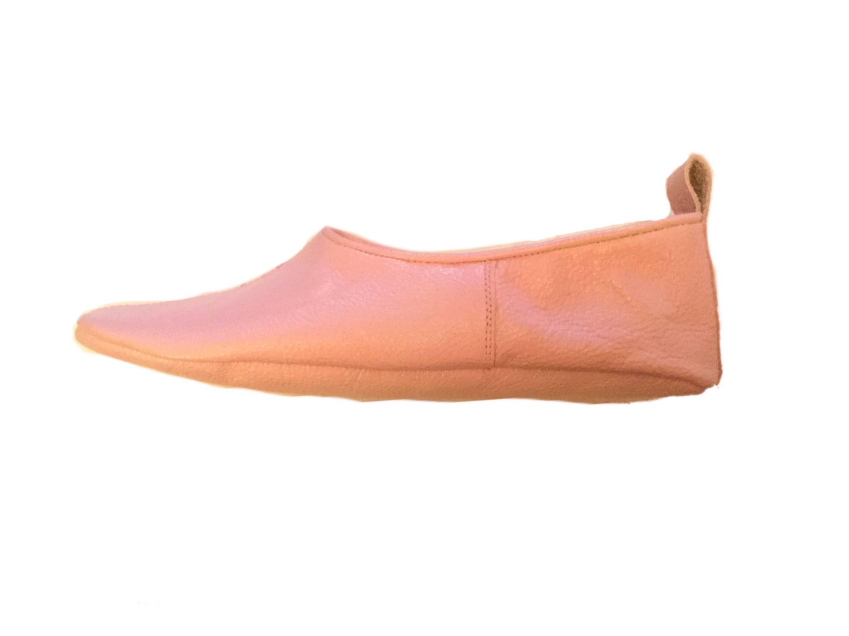 Thaqafah pink Tabi khuff