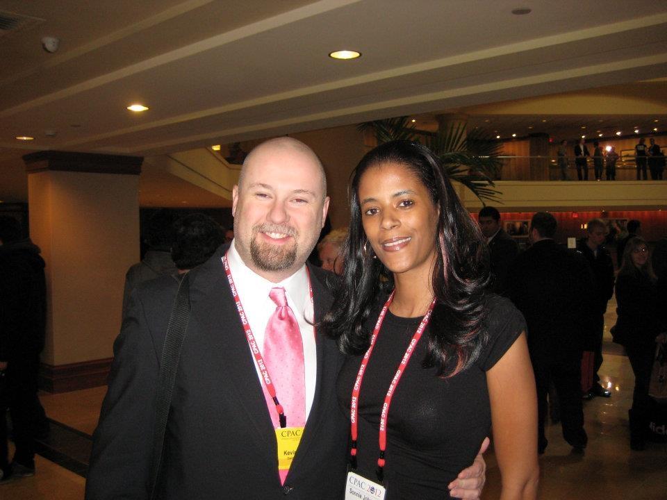 Kevin & Sonnie Johnson