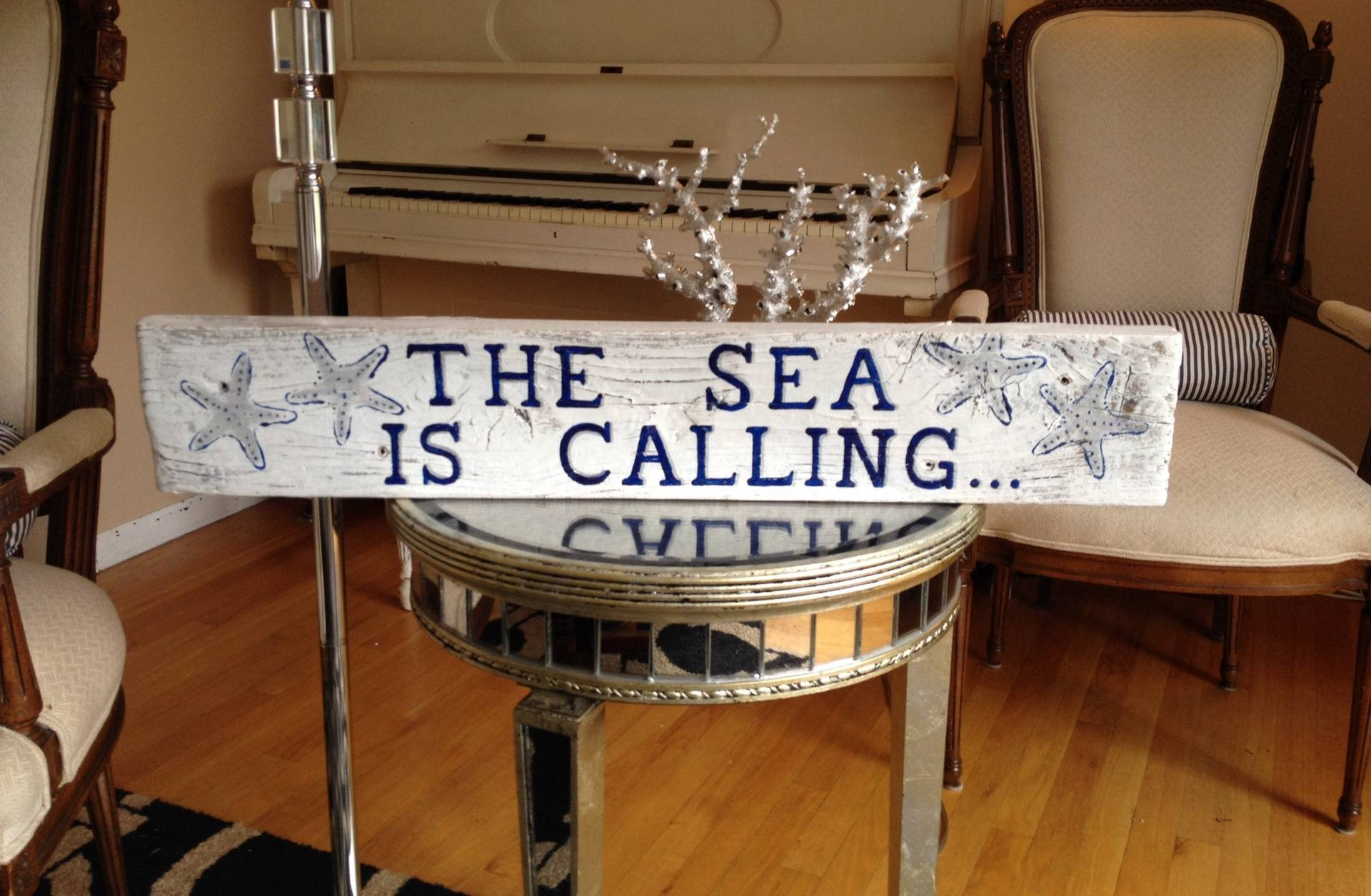 The Sea is Calling