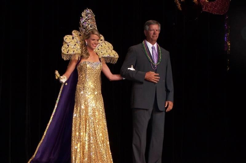 Miss Mardi Gras of Southwest Louisiana