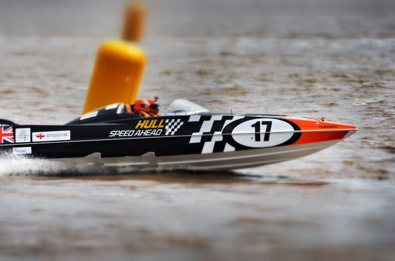 P1 Power Boat