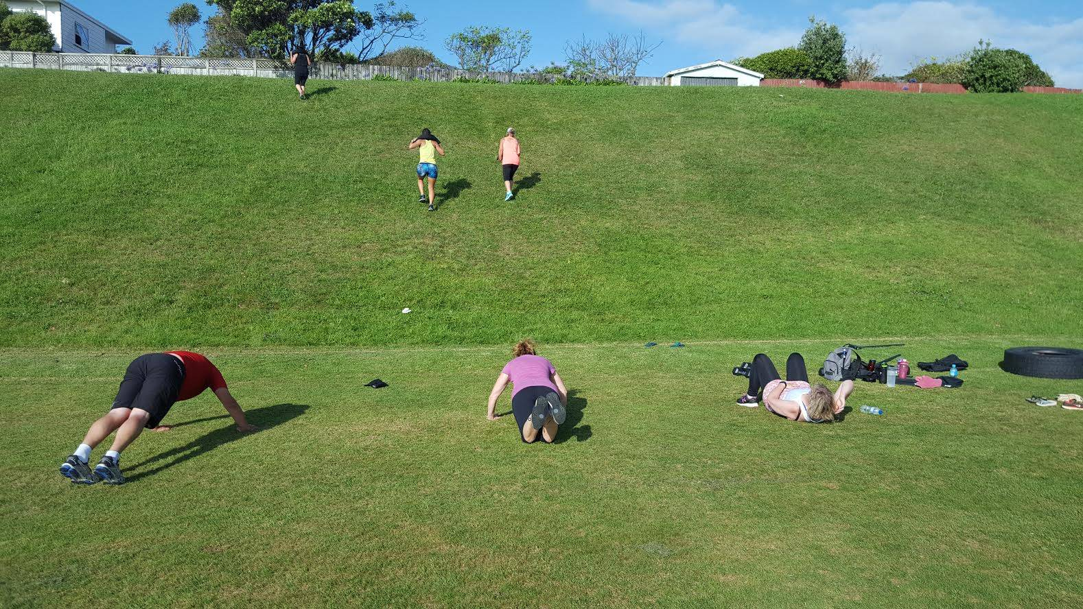 Lynmouth Park Bootcamp