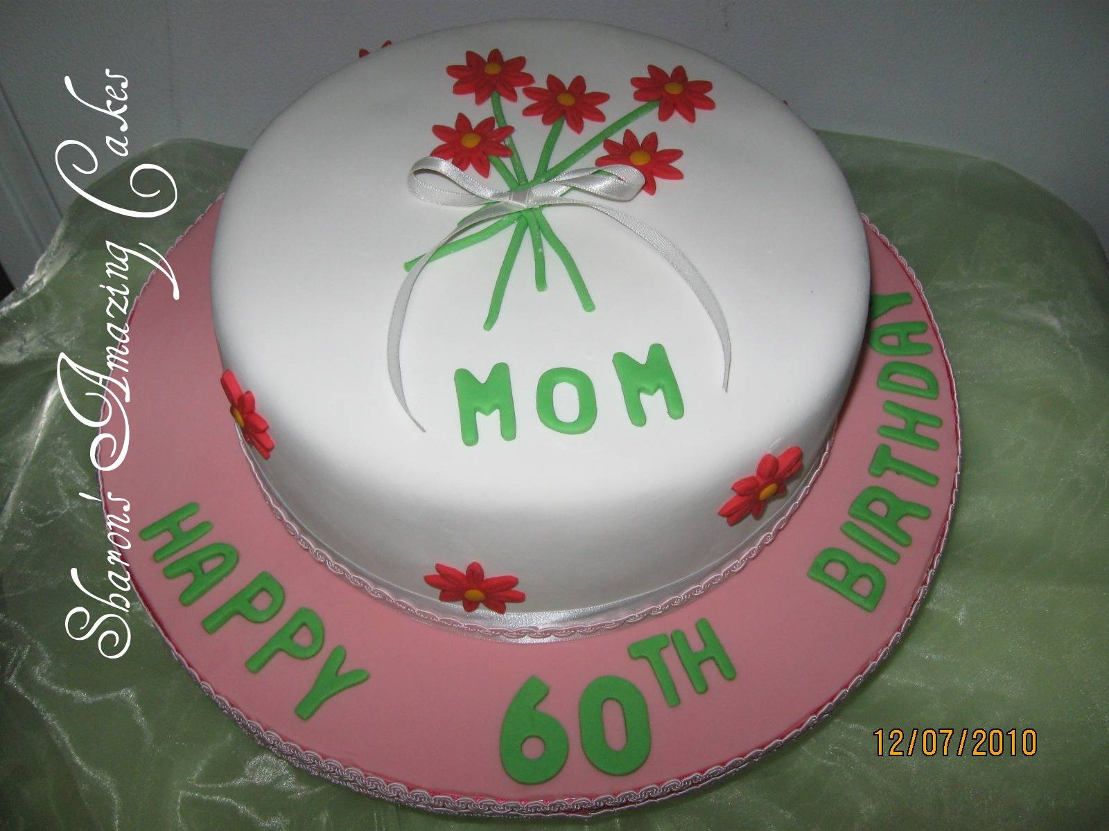 CAKE 21A1 -Just For Mom