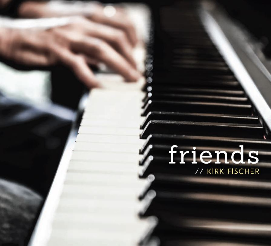 Friends CD Cover