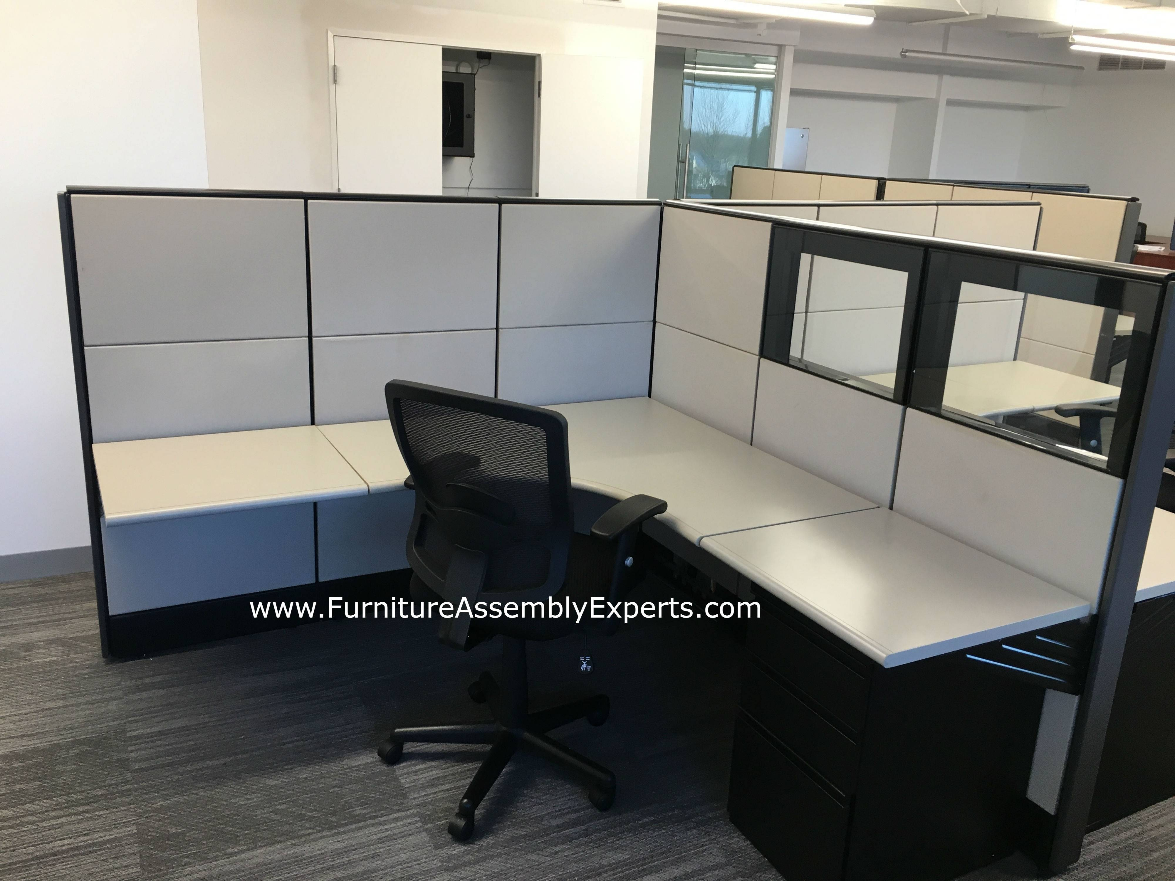 office cubicle installation service in beltsville MD