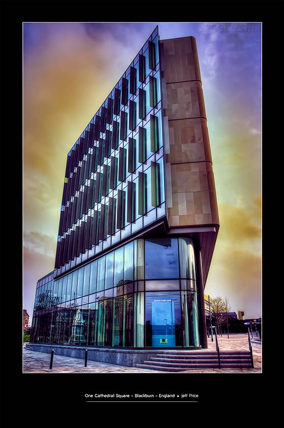 One Cathedral Square - Blackburn - England