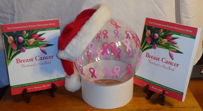Walmart donates breast cancer books.
