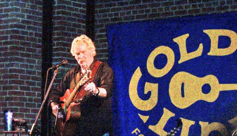 Tom Rush at Golden Link, May 17