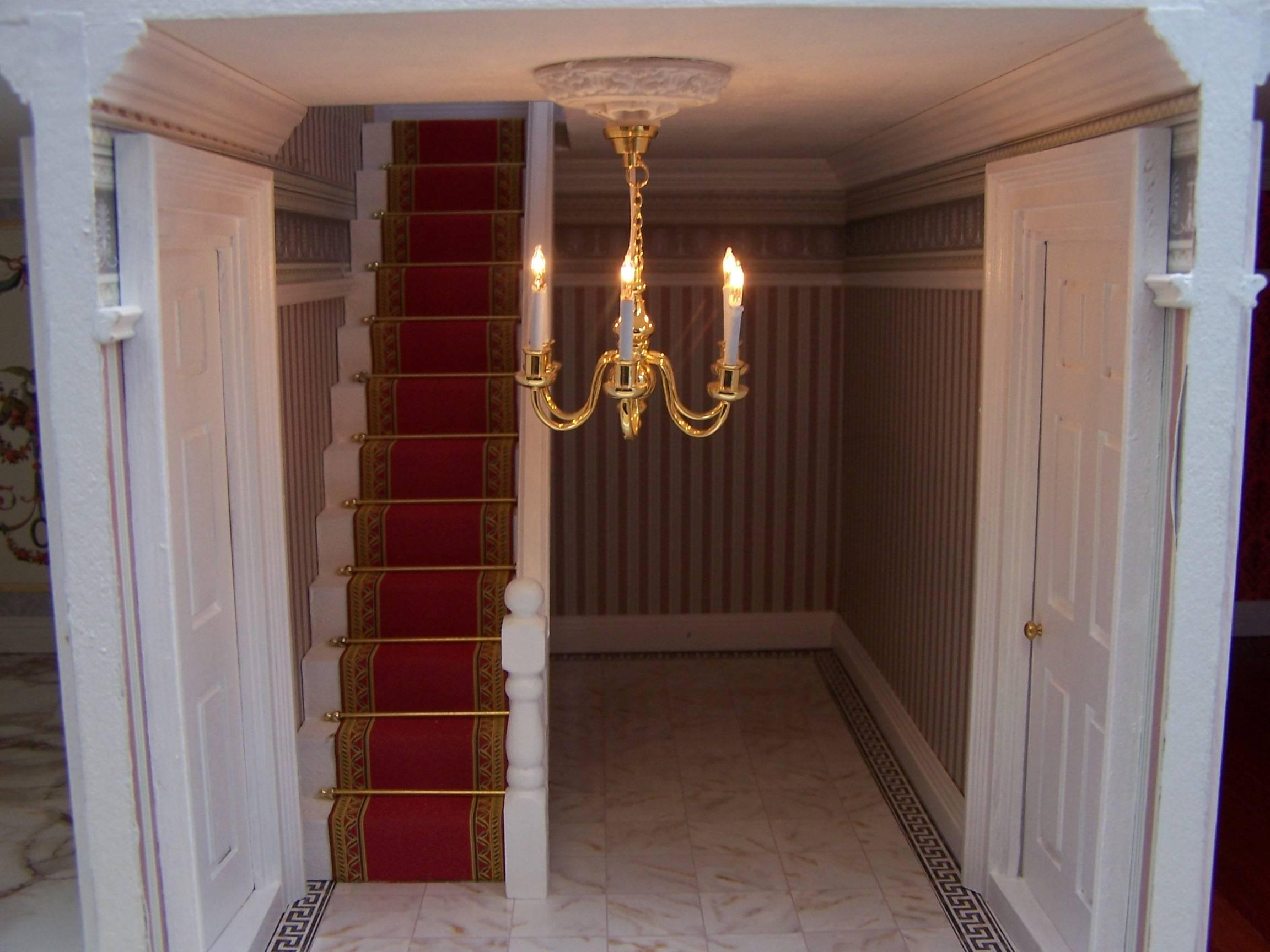 Bottom Stairs