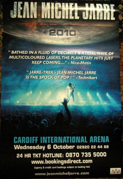 2010 World Tour - Cardiff