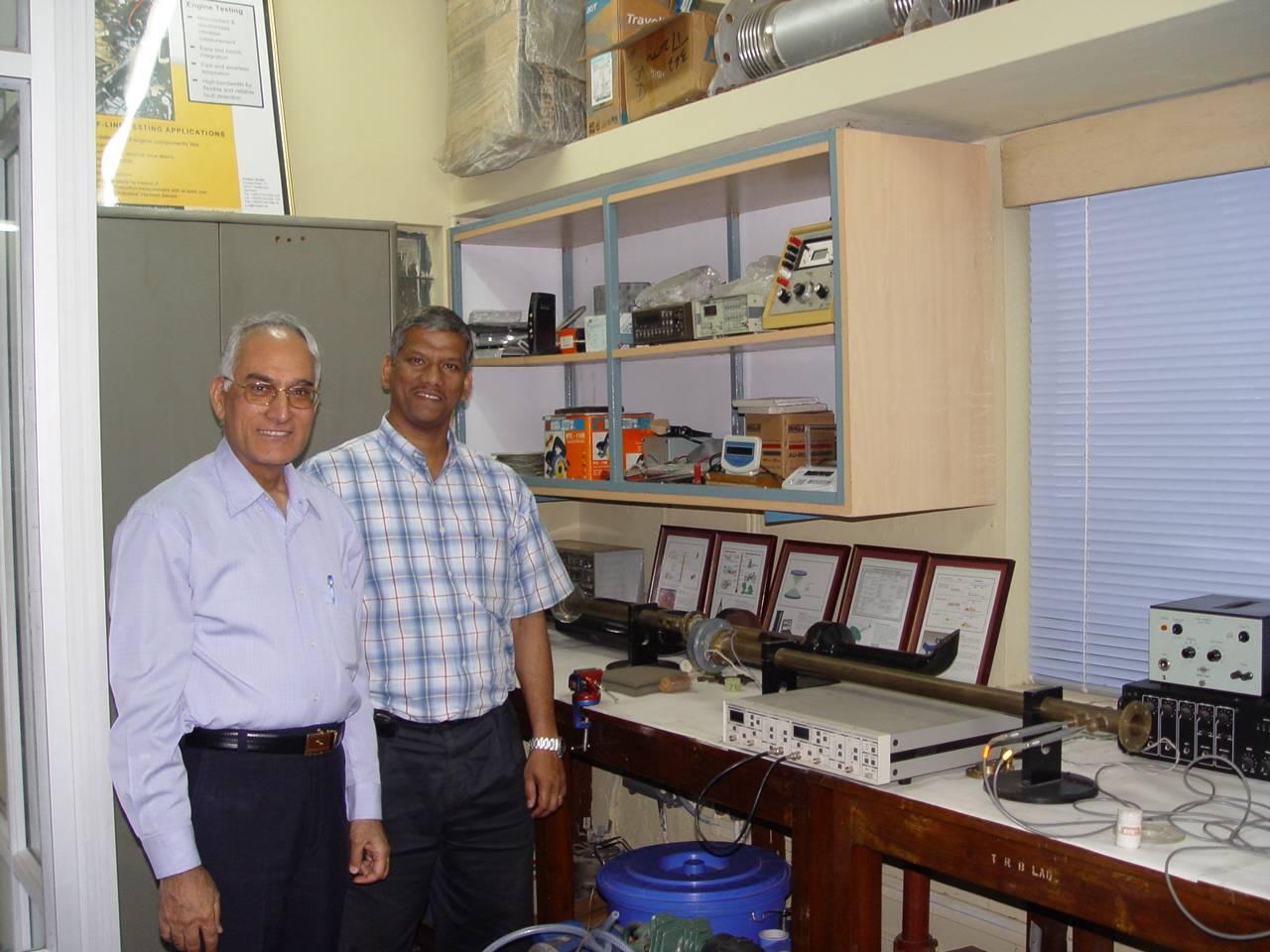 Prof. M. L. Munjal, IISc Bangalore