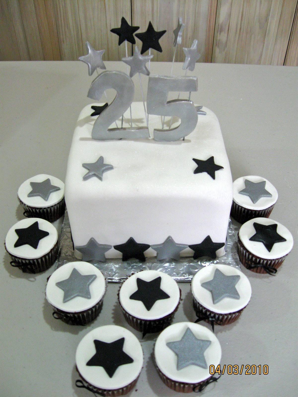 CC10 -You're A Star Cake & Cupcakes