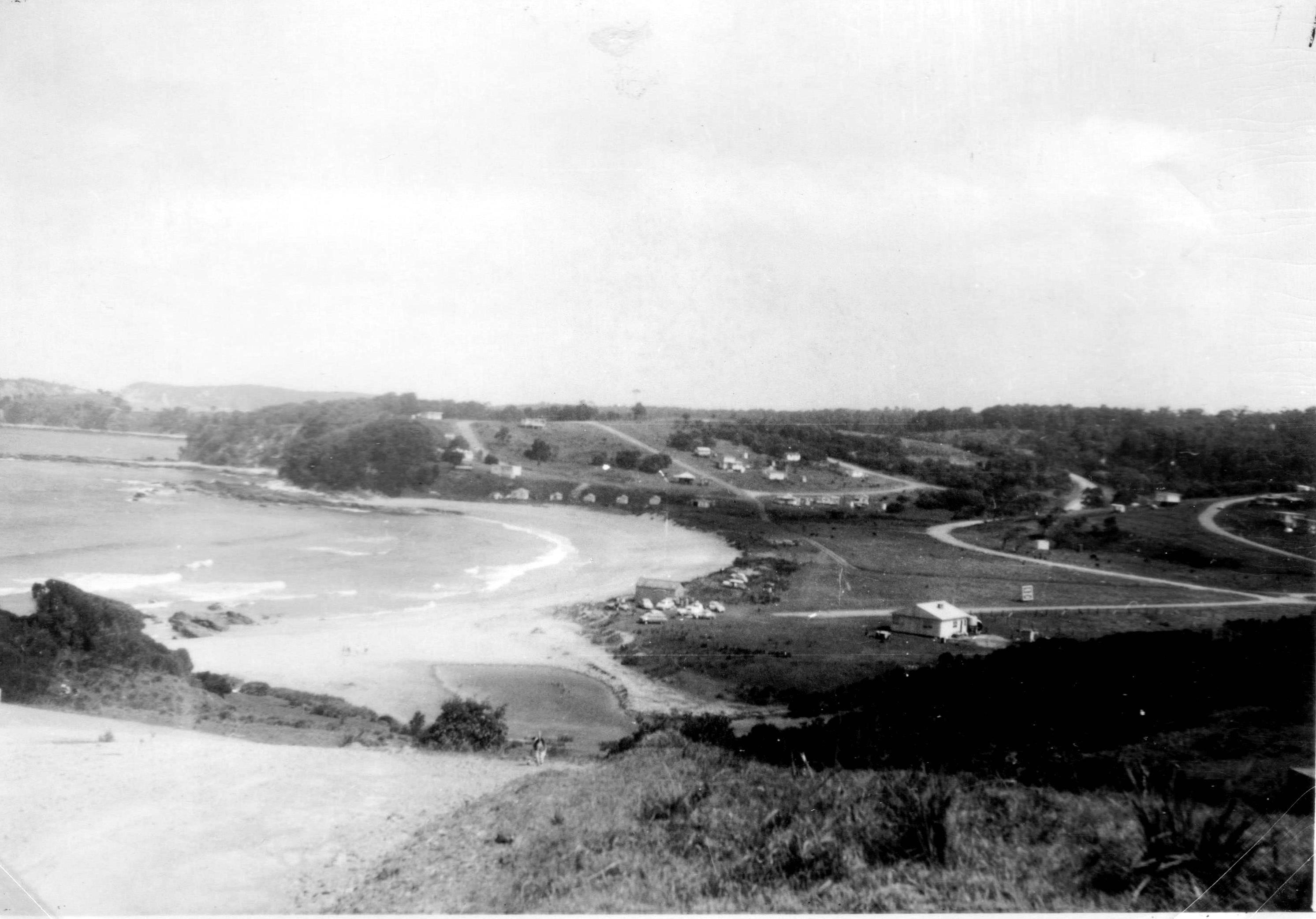 1964, from Garagarang Street