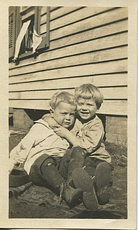 James Hillary Manning, Fletcher Austin Manning 1918