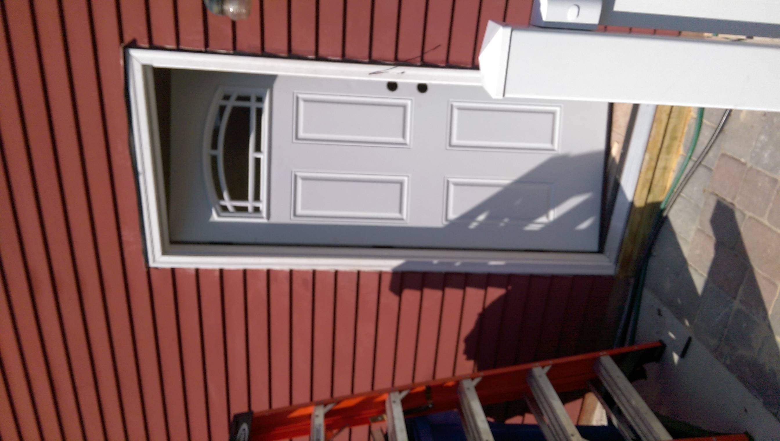 Side Door Replacement