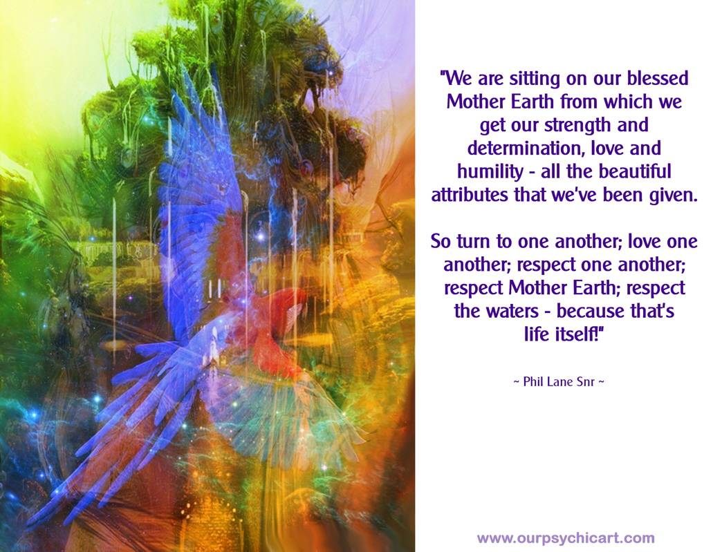 Blessed Mother Earth