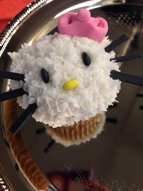 Hello Kitty Cucpake