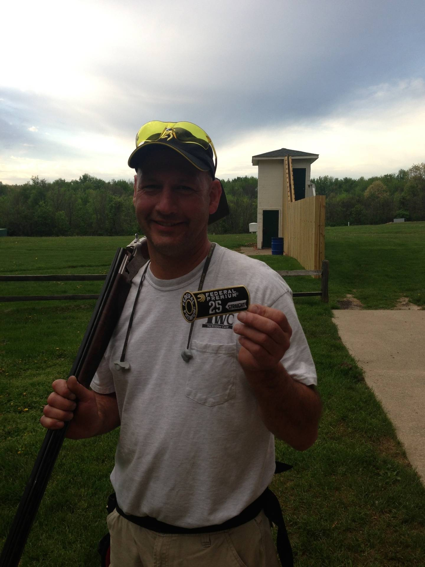 Congrats to Chris Lorenzo on 25 straight with a 28ga.