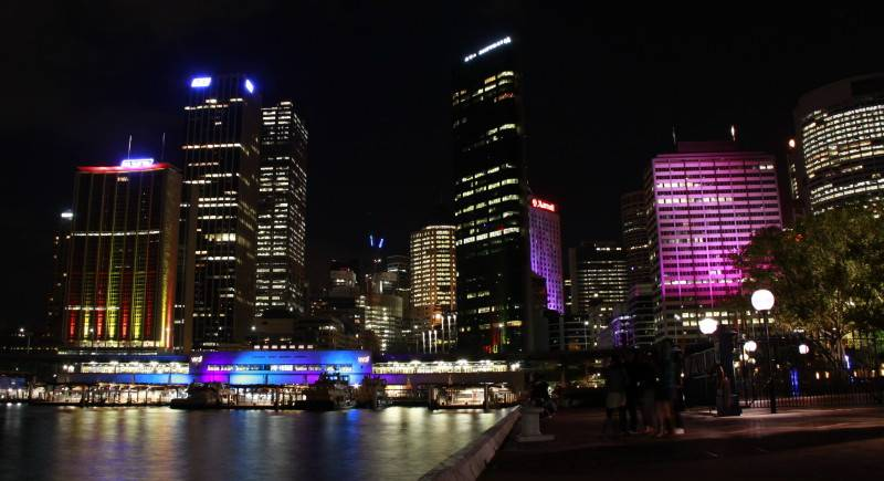 Sydneyscapes 1