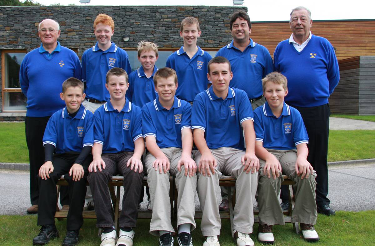 Waterford Under 13 InterCounty Team 2009
