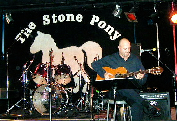 At The Pony, Asbury Park, New Jersey