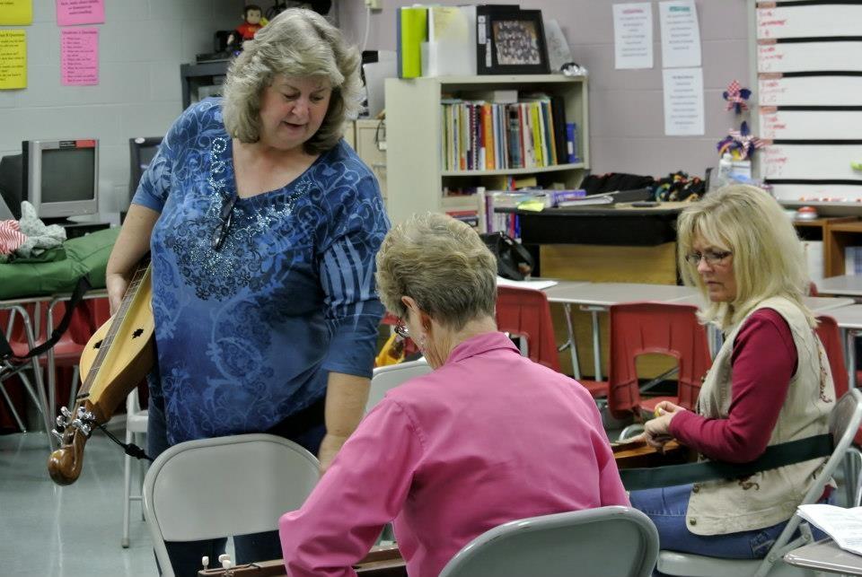 Teaching at Heartland 2012