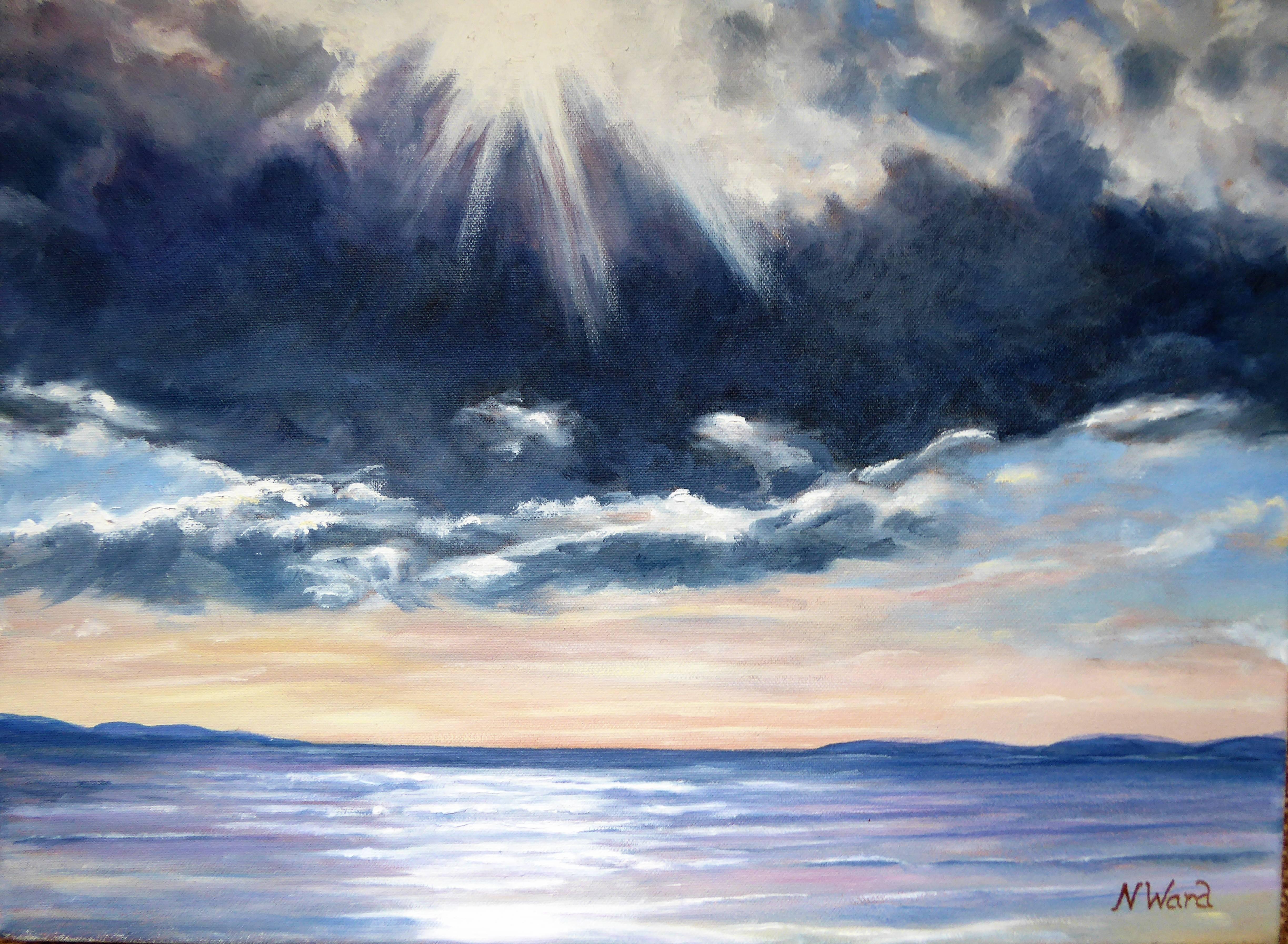 Sun and sea I