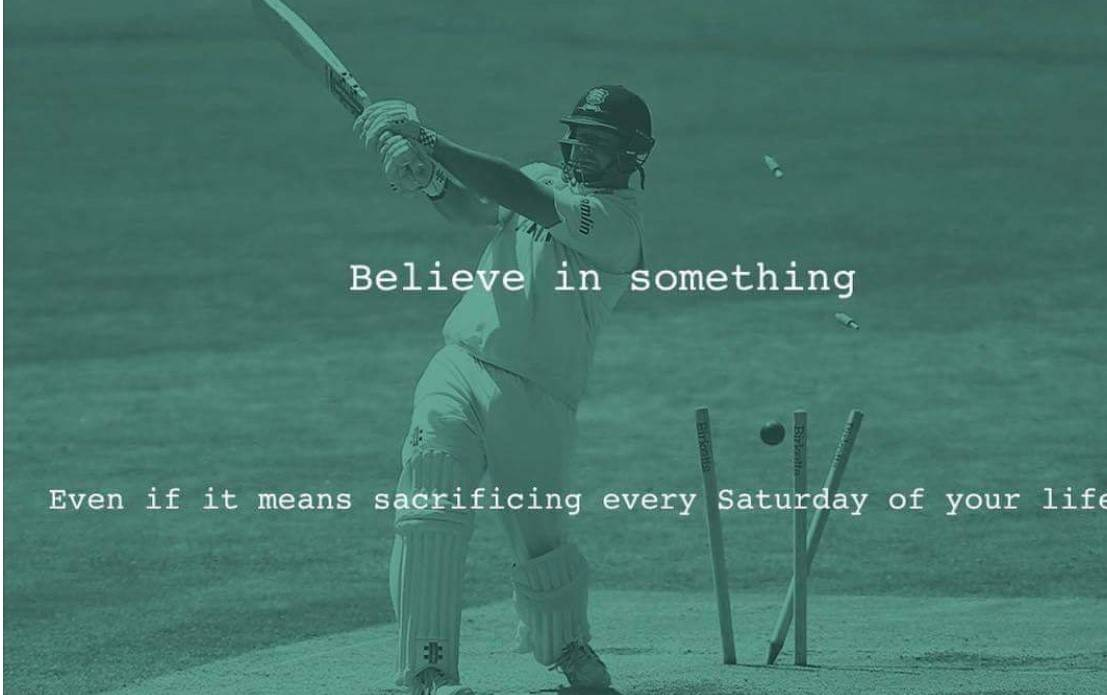 The Religion Called Cricket