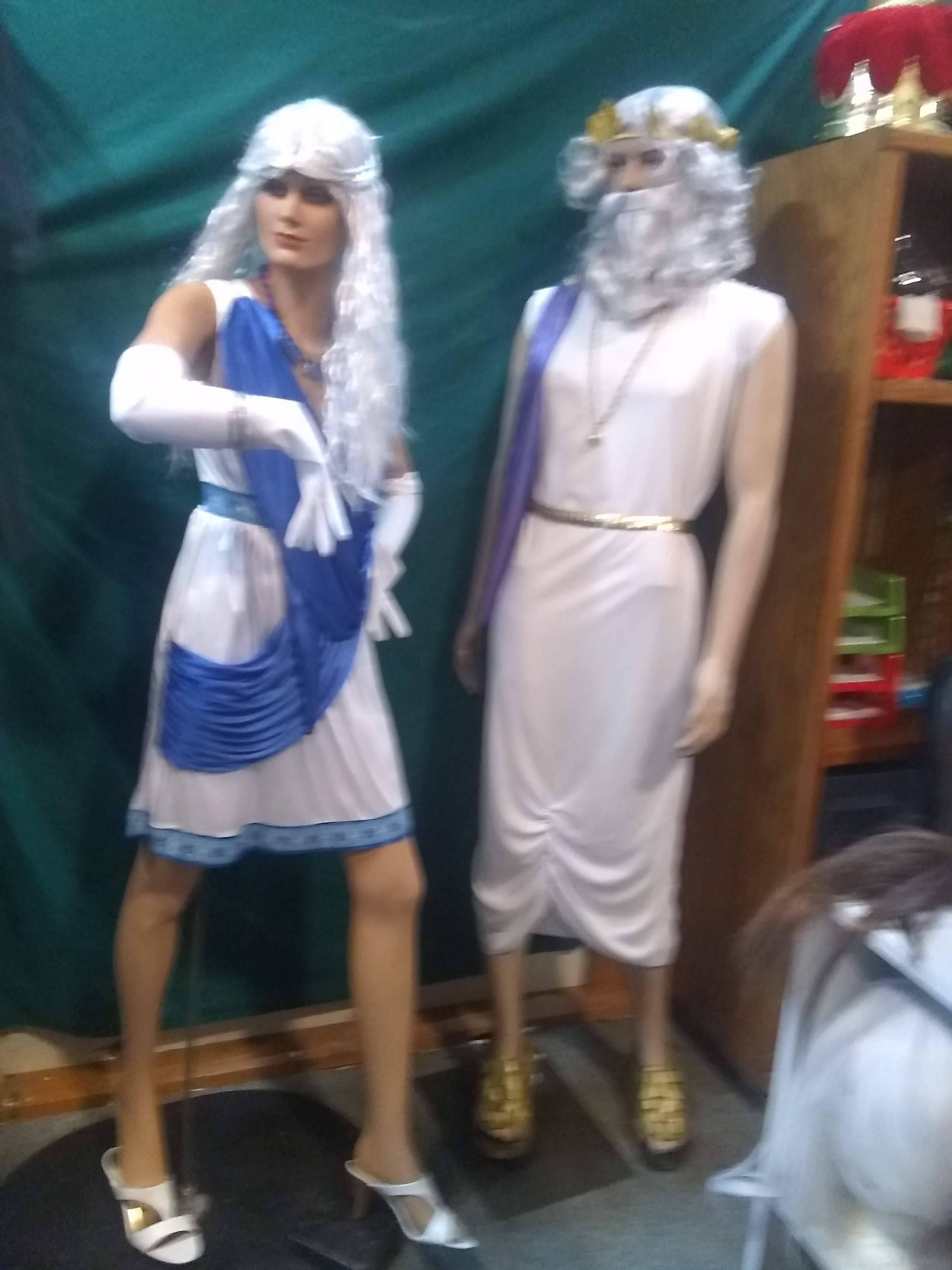 Zeus & Goddess
