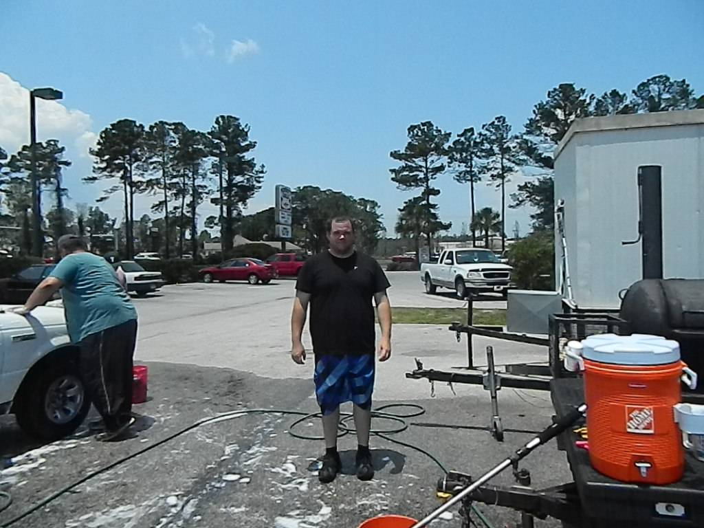 Youth Car Wash May 2012