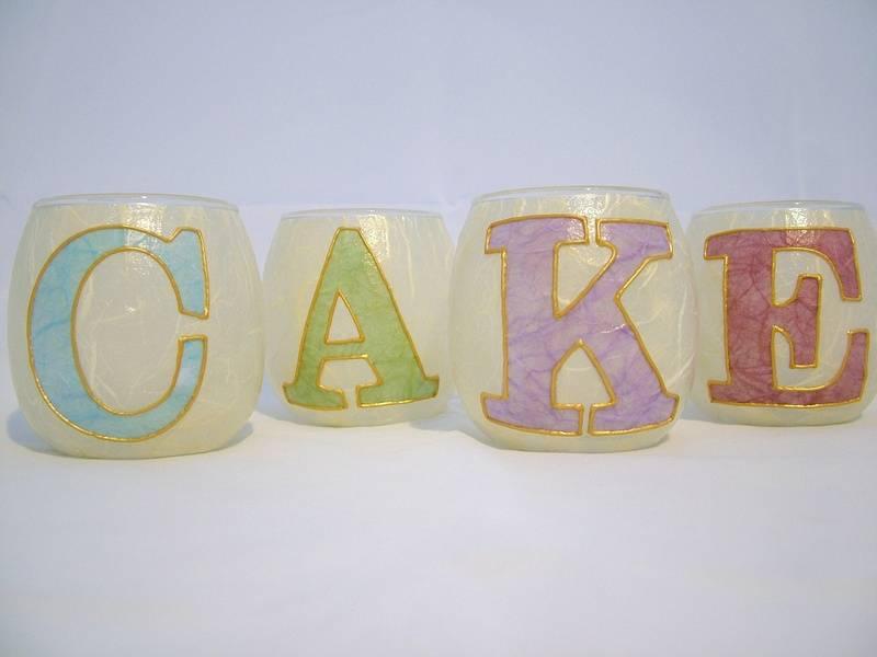 Cream and Pastel CAKE