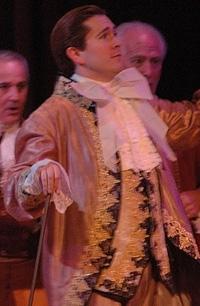 Arturo in Lucia di Lammermoor