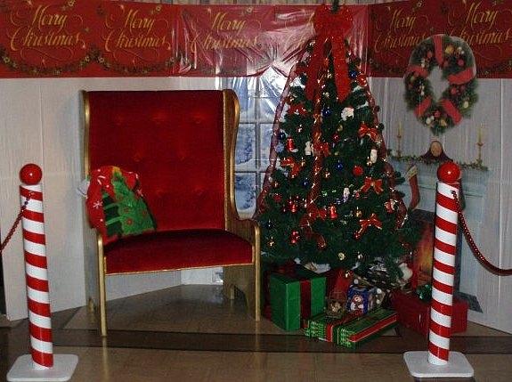 Christmas Set - Santa's House