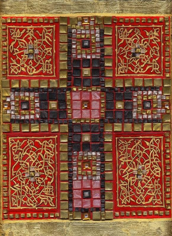 Cross Mosaic - traditional