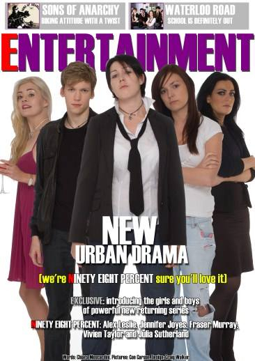 ENTERTAINMENT COVER: