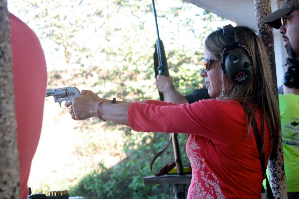 NEW SHOOTER, PERSONAL RANGE TRAINING