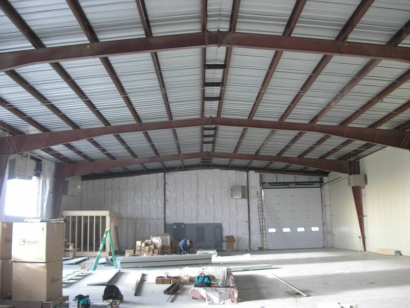 """""""CARTEL ENERGY"""" Free Standing Building Systems"""