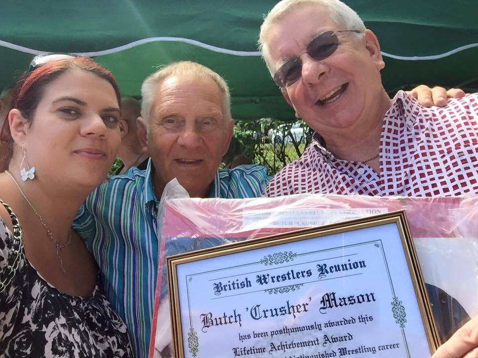 Lyndsey Mason, Frank Rimer & Neil Sands