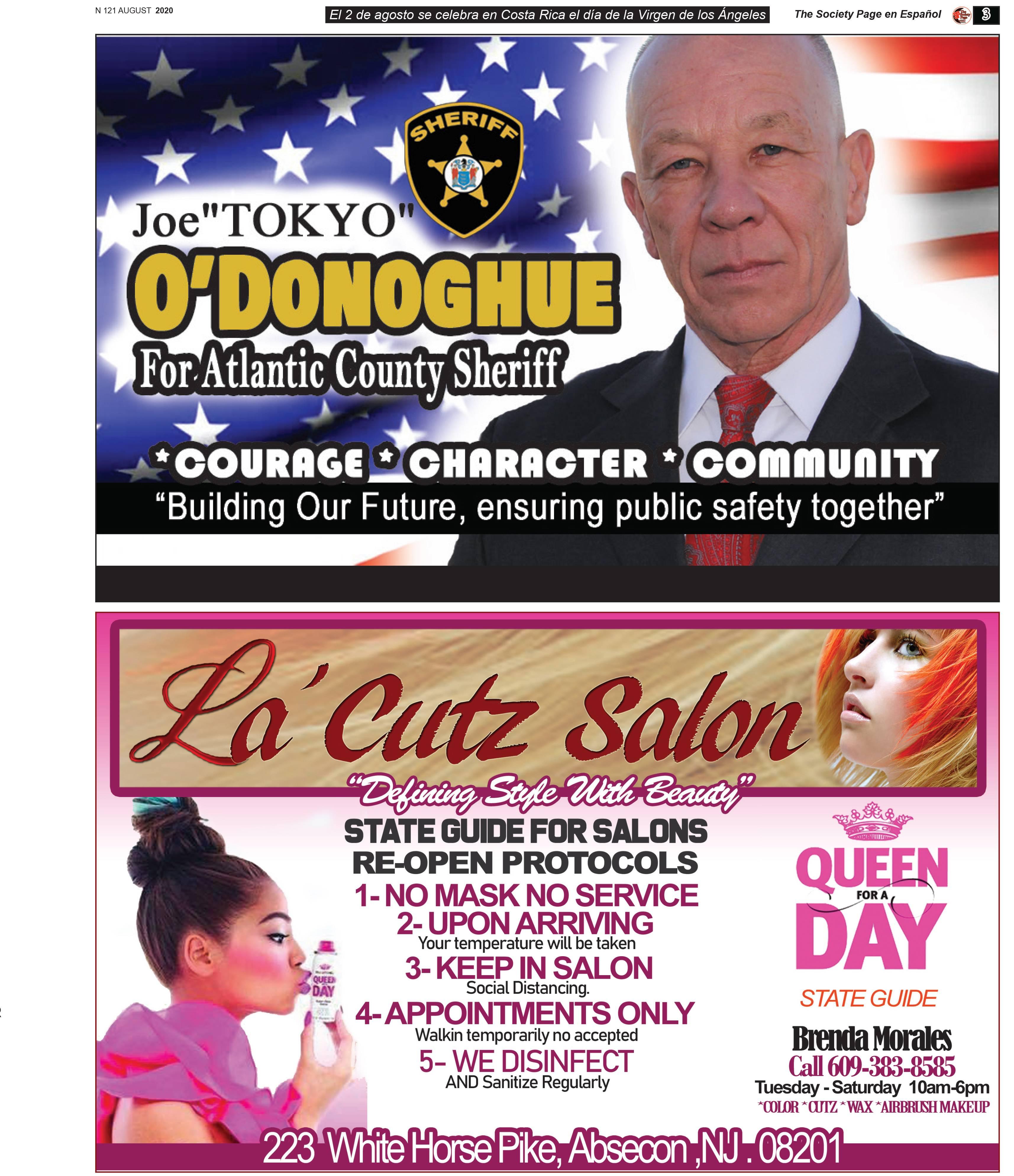 3 RESTREPO PUBLICATIONS