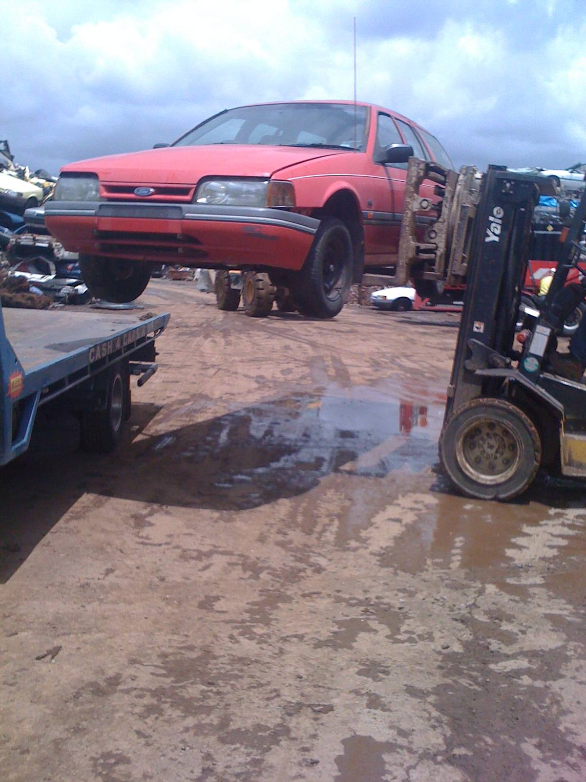 Ford Car Disposal