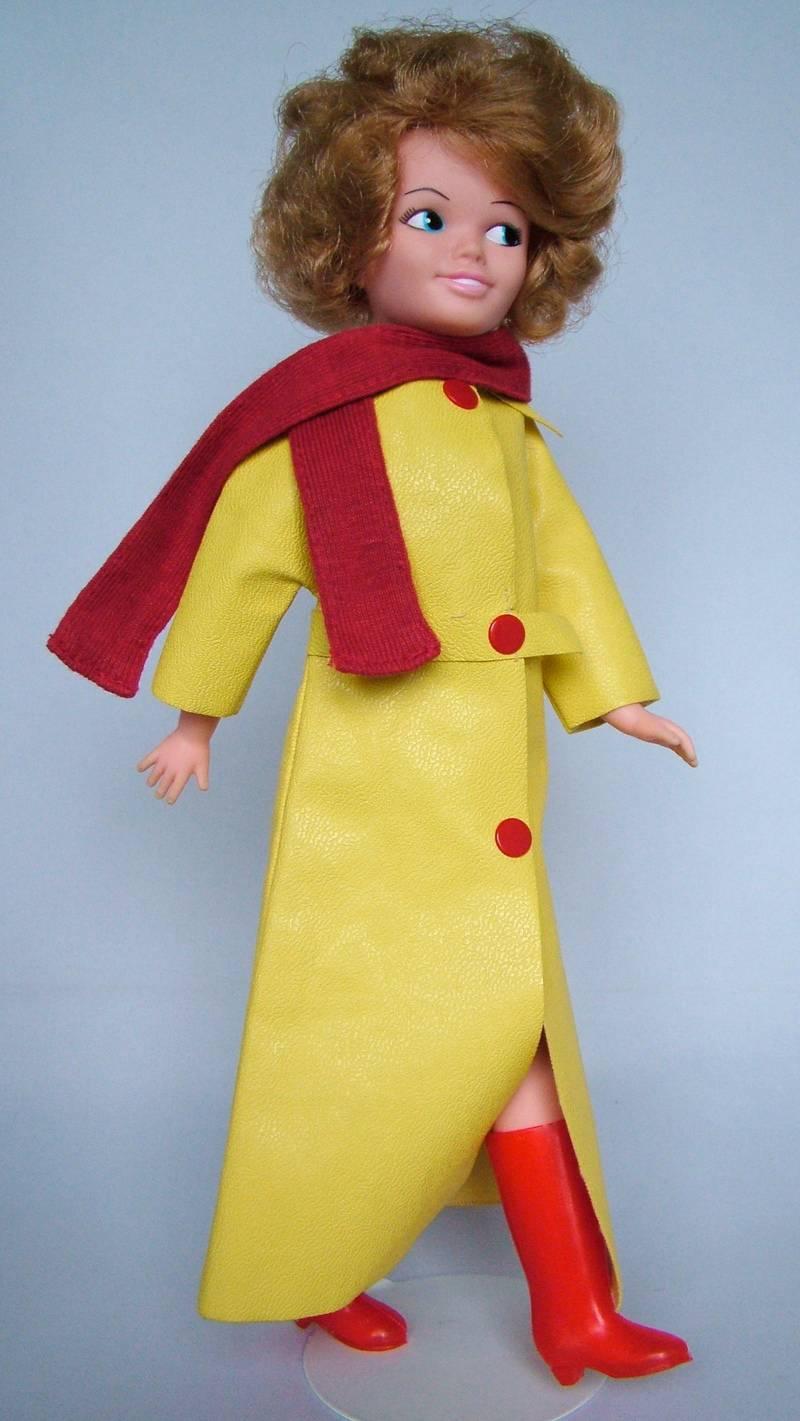 Maxi Raincoat
