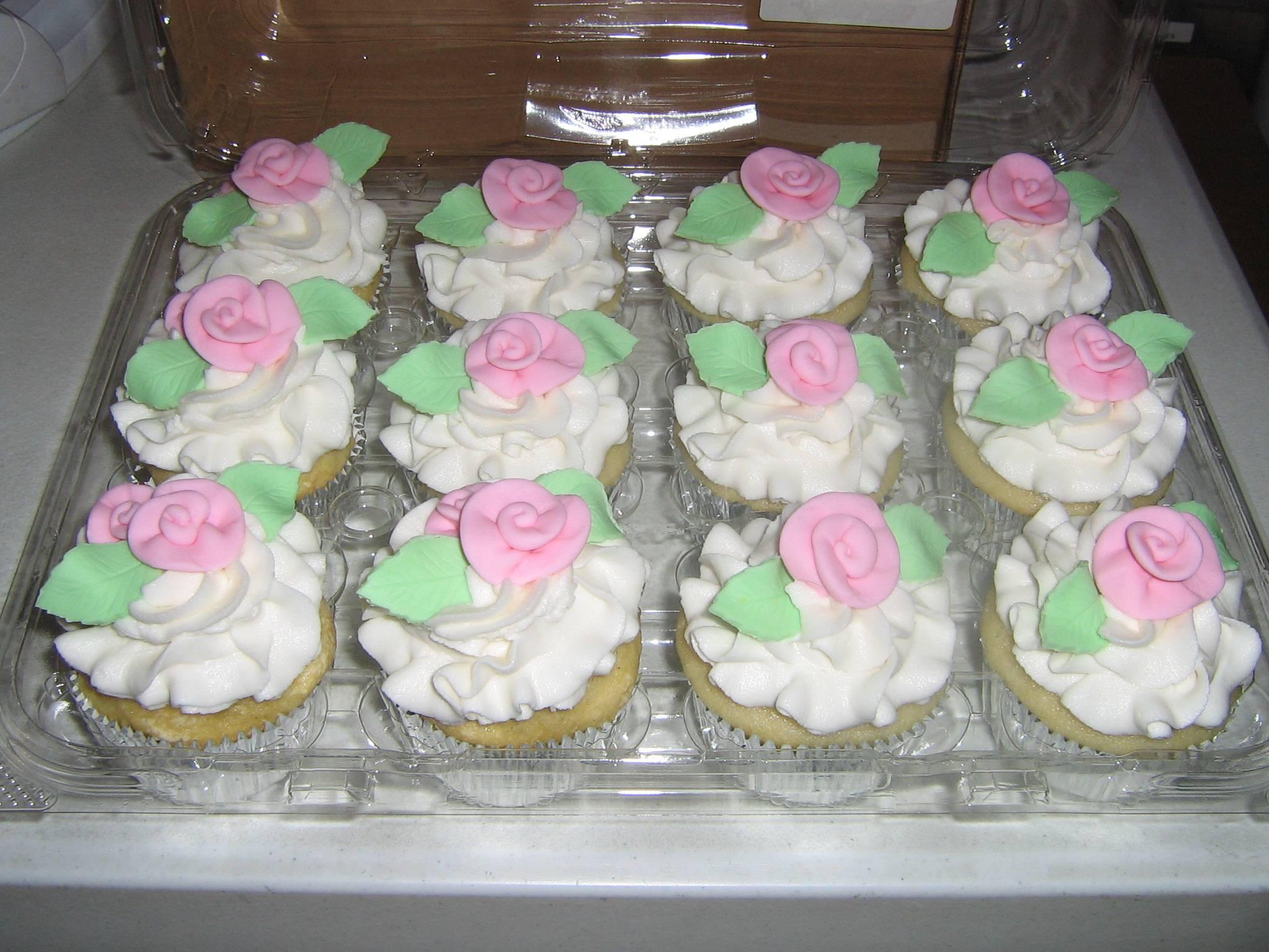 Gluten/Dairy Free Cupcakes