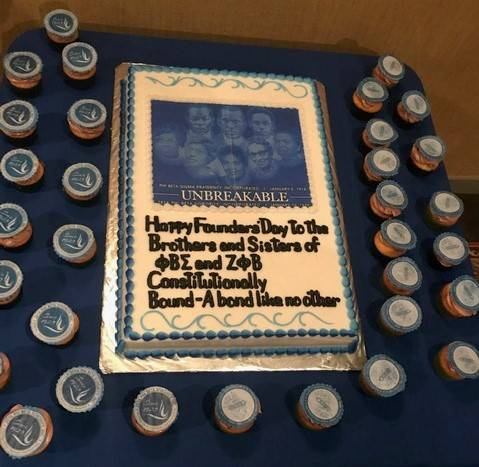 Sigma and Zetas Founders Day Event Photo 8